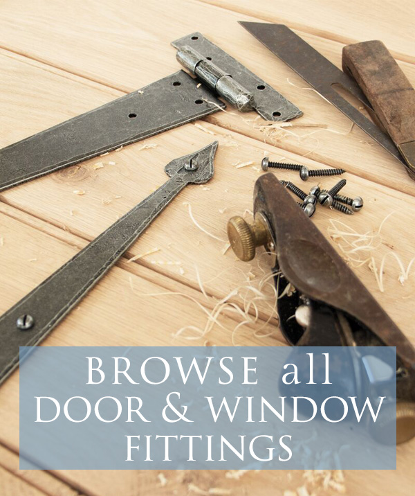 All Door and Window Fittings