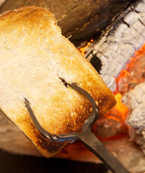 Toasting Forks