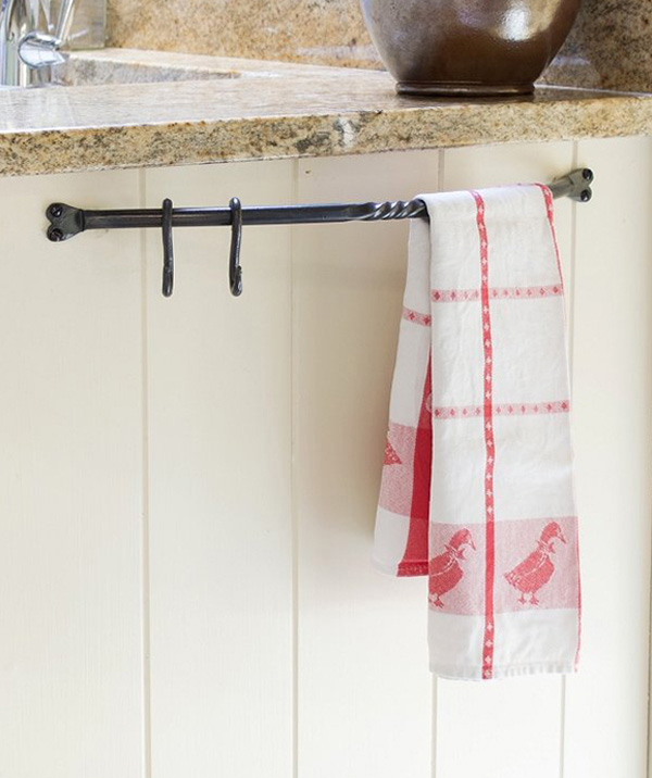 Towel Rails & Pan Rails