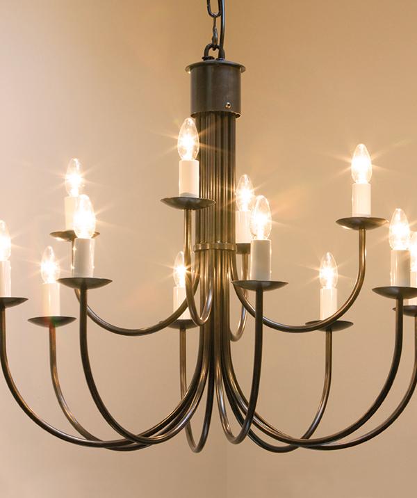 10 Best Brass Chandeliers images | brass chandelier, wrought