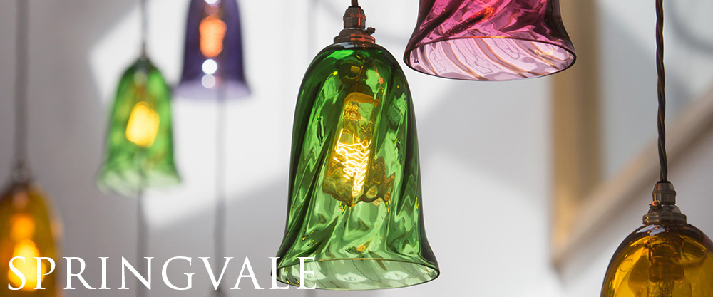 Introducing our Springvale 7-light pendant
