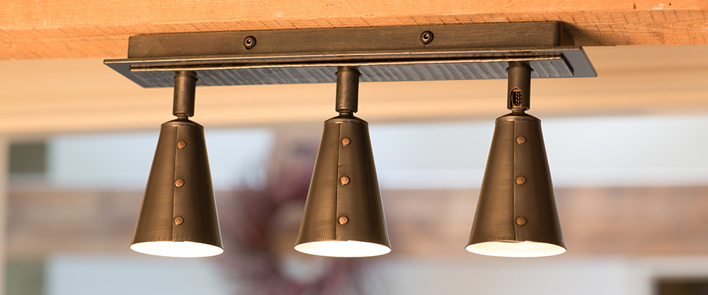 Lighting designs inspired by our industrial heritage