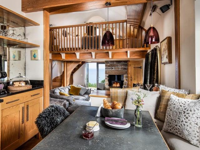 Nigel Tyas Ironwork - Bay View Cottage