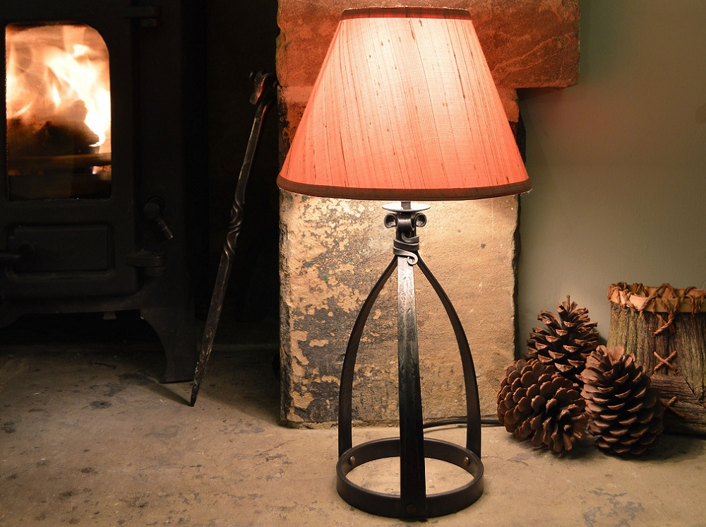 Christmas gift guide - Mitre lamp small