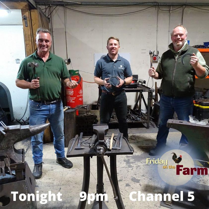 Friday on the Farm - Dan Lowe