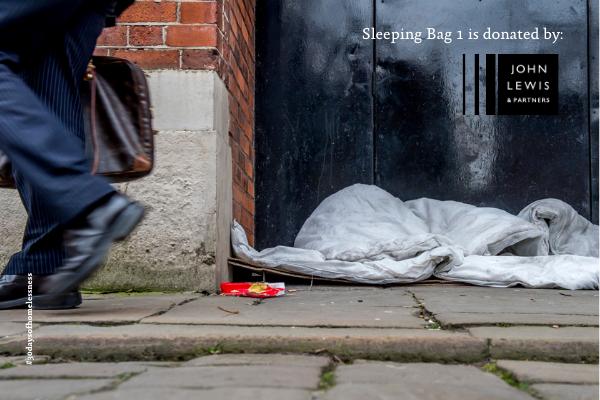 Nigel Tyas blog - Sleeping bag project 1