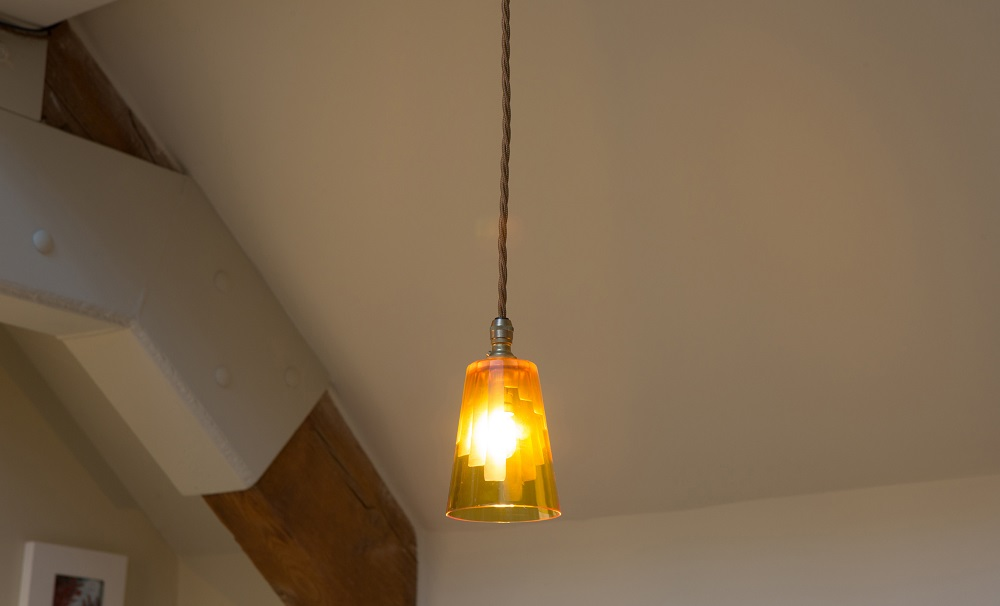 Choose the colour of your shade for our Cobcar light