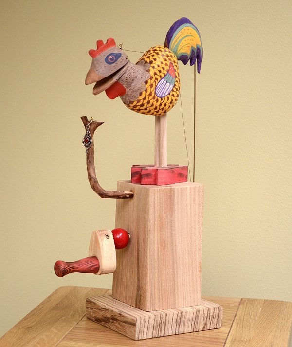 Susan Evans - Automata and Toy maker