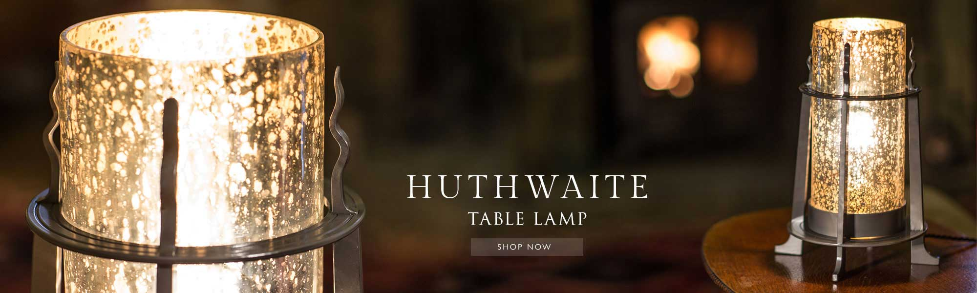 Huthwaite table lamp Pendant Light from Nigel Tyas Ironwork