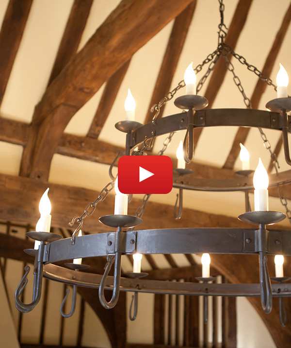 Videos by Nigel Tyas ironwork