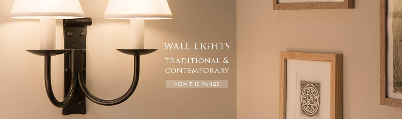 Wrought Iron Wall Lights