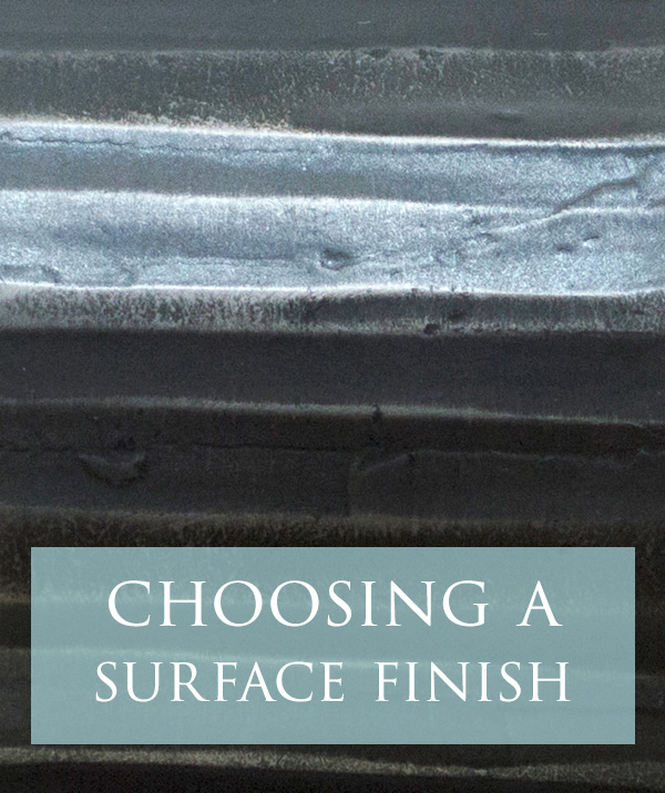 Nigel Tyas Surface Finishes