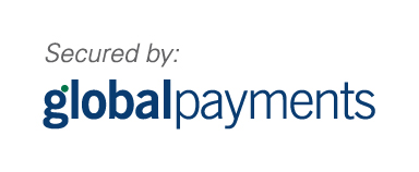 Secured by Global Payments
